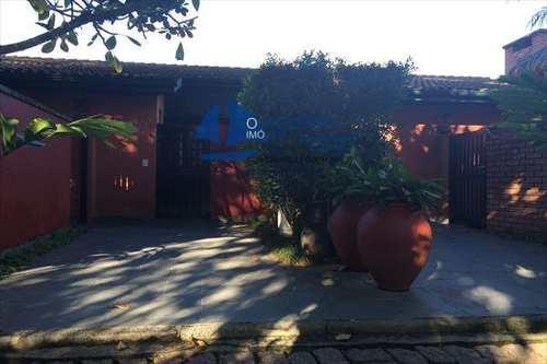 Casa de Condomínio, código 17516 em São Sebastião, bairro Camburi