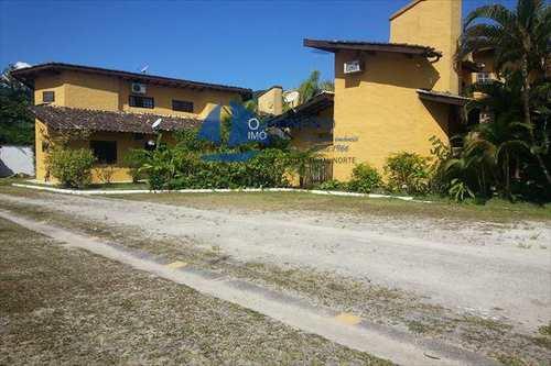 Casa de Condomínio, código 17506 em São Sebastião, bairro Camburi