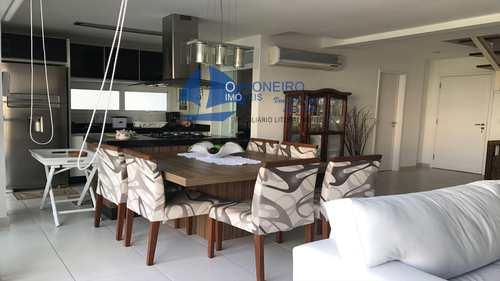 Apartamento, código 2016 em Bertioga, bairro Riviera de São Lourenço