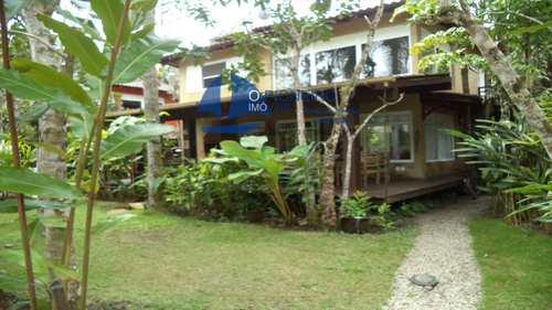 Casa de Condomínio, código 17560 em São Sebastião, bairro Baleia