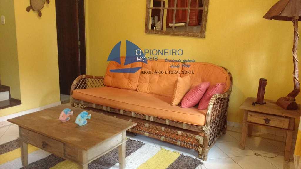 Casa de Condomínio em São Sebastião, bairro Maresias