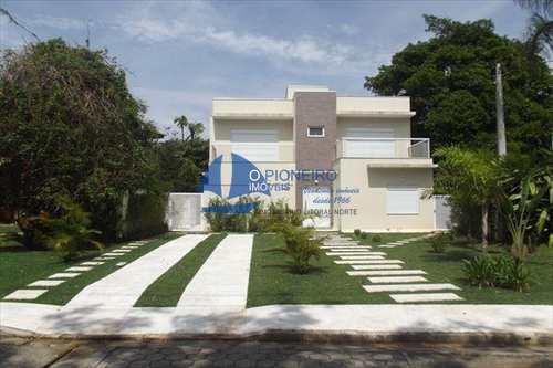 Casa de Condomínio, código 1373 em São Sebastião, bairro Baleia