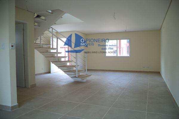 Casa de Condomínio em São Sebastião, bairro Barra do Una