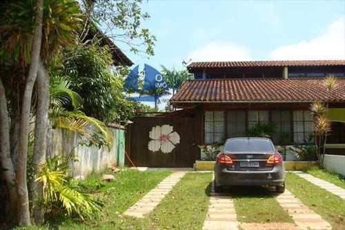 Casa de Condomínio, código 1133 em São Sebastião, bairro Baleia
