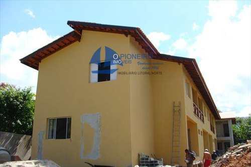 Casa de Condomínio, código 1036 em São Sebastião, bairro Camburi