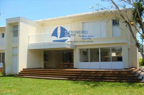 Casa de Condomínio, código 1000 em São Sebastião, bairro Juquehy
