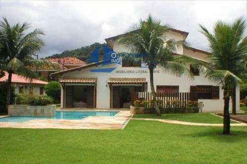 Casa de Condomínio, código 830 em São Sebastião, bairro Paúba