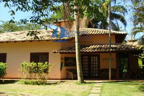 Casa de Condomínio, código 774 em São Sebastião, bairro Camburizinho