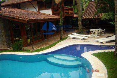 Casa, código 631 em São Sebastião, bairro Juréia