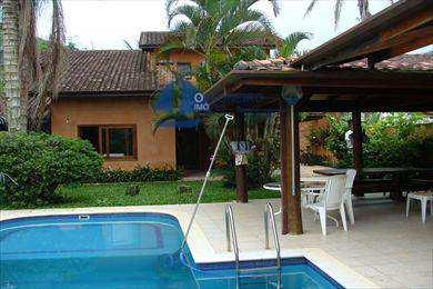 Casa, código 627 em São Sebastião, bairro Juquehy