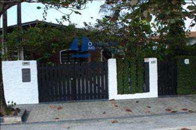 Casa, código 596 em São Sebastião, bairro Juquehy