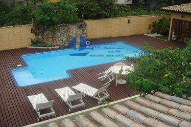 Casa de Condomínio, código 593 em São Sebastião, bairro Juquehy
