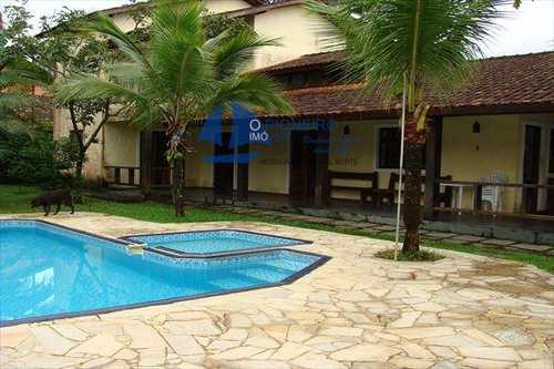 Casa, código 581 em São Sebastião, bairro Juquehy
