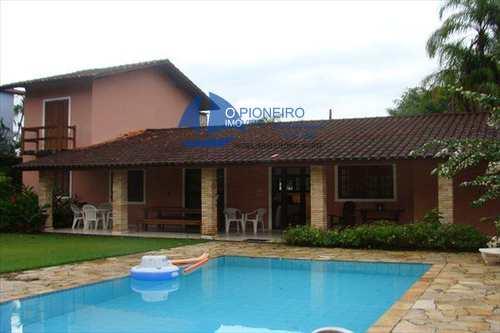 Casa, código 820 em São Sebastião, bairro Barra do Una