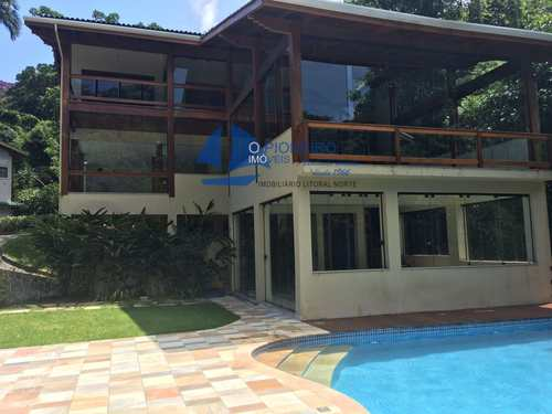 Casa de Condomínio, código 453 em São Sebastião, bairro Juquehy