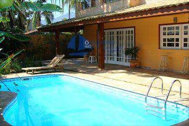 Casa de Condomínio, código 381 em São Sebastião, bairro Juquehy