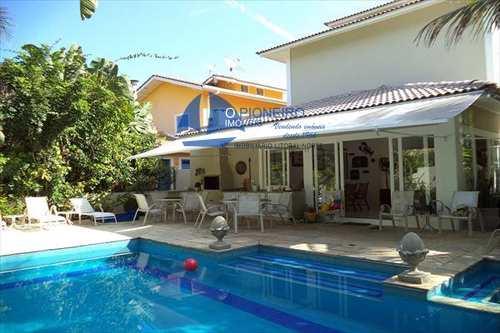 Casa de Condomínio, código 351 em São Sebastião, bairro Baleia