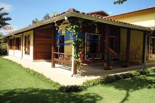Casa, código 306 em São Sebastião, bairro Juquehy