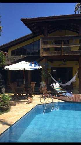 Casa, código 202 em São Sebastião, bairro Barra do Una