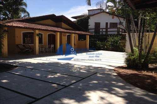 Casa, código 134 em São Sebastião, bairro Juquehy