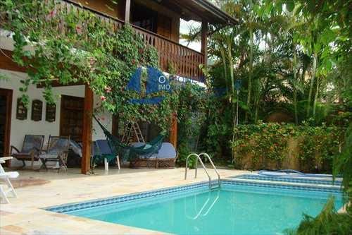 Casa, código 88 em São Sebastião, bairro Juquehy