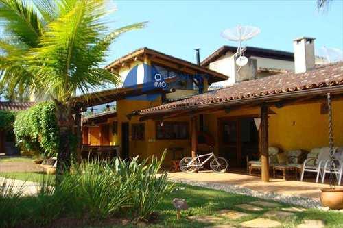 Casa, código 35 em São Sebastião, bairro Juquehy