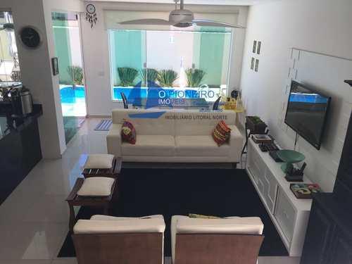 Casa de Condomínio, código 17595 em São Sebastião, bairro Juquehy