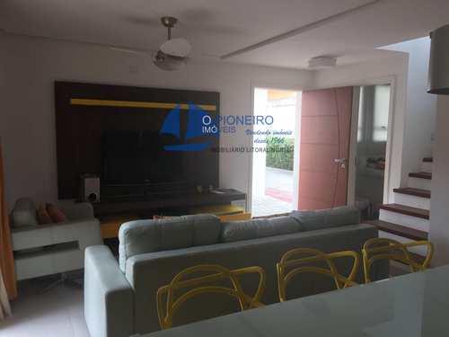Casa de Condomínio, código 17611 em São Sebastião, bairro Juquehy