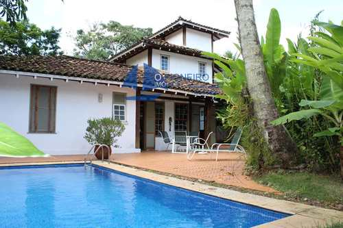 Casa de Condomínio, código 17694 em São Sebastião, bairro Camburi
