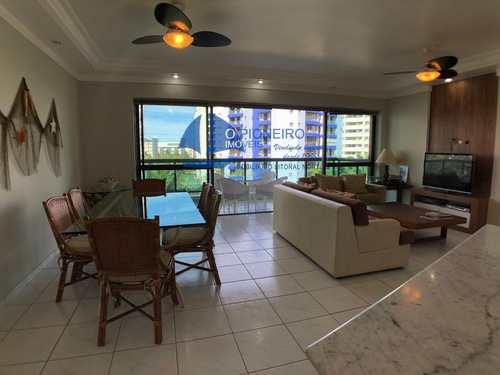 Apartamento, código 17696 em Bertioga, bairro Riviera de São Lourenço