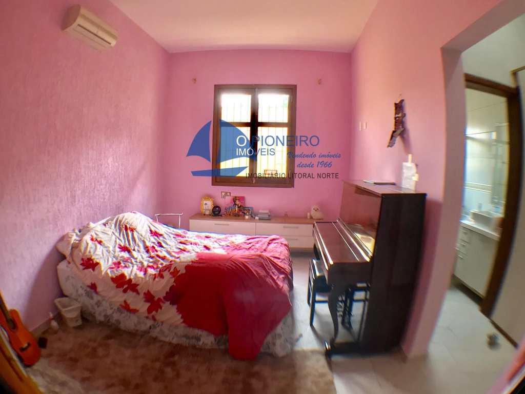 Casa em São Sebastião, bairro Boiçucanga