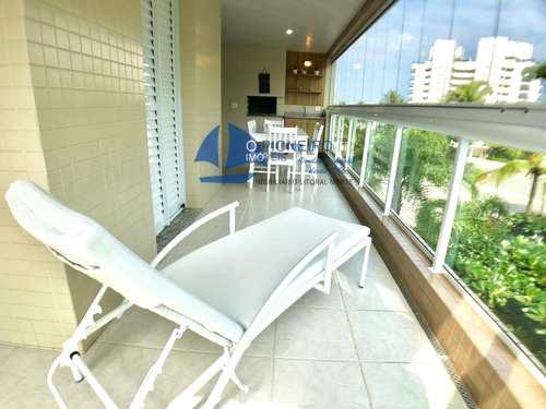 Apartamento, código 17706 em Bertioga, bairro Riviera de São Lourenço