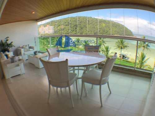 Apartamento, código 17709 em Bertioga, bairro Riviera de São Lourenço