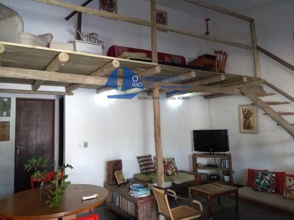 Casa em São Sebastião, bairro Maresias