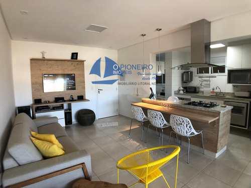 Apartamento, código 17741 em Bertioga, bairro São Lourenço