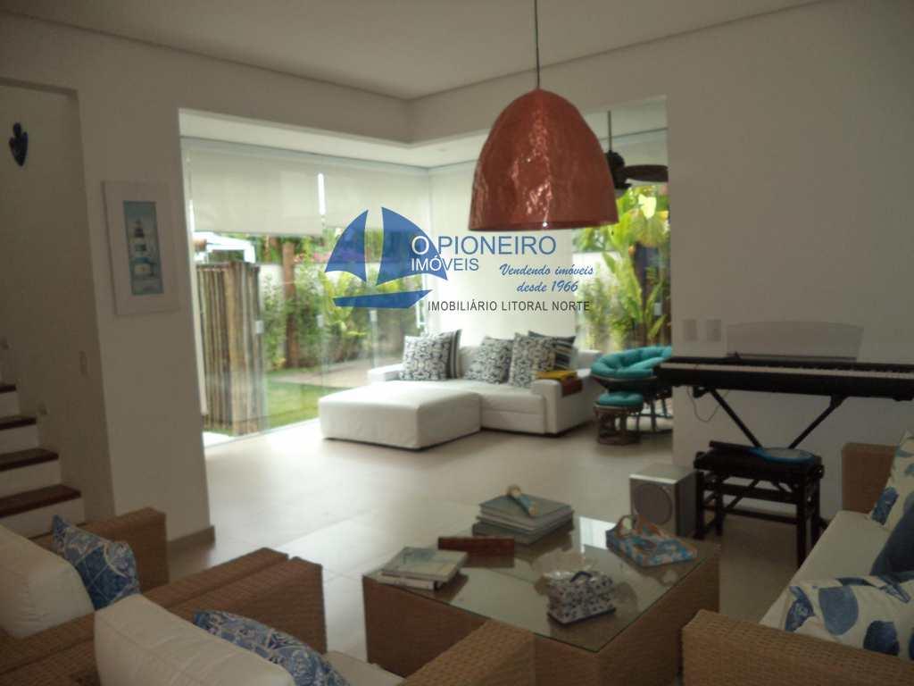 Casa de Condomínio em São Sebastião, bairro Juquehy
