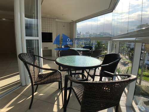Apartamento, código 17756 em Bertioga, bairro Riviera de São Lourenço