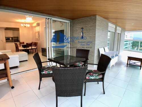 Apartamento, código 17761 em Bertioga, bairro Riviera de São Lourenço
