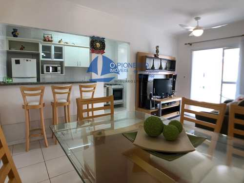 Apartamento, código 17780 em Bertioga, bairro Riviera de São Lourenço