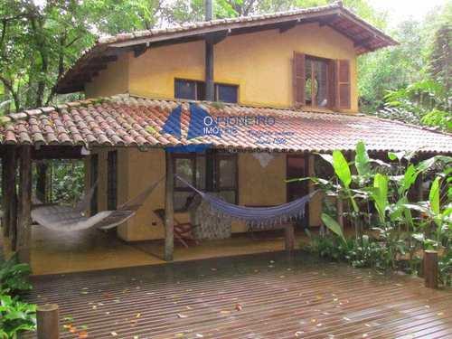 Casa de Condomínio, código 17791 em São Sebastião, bairro Barra do Una