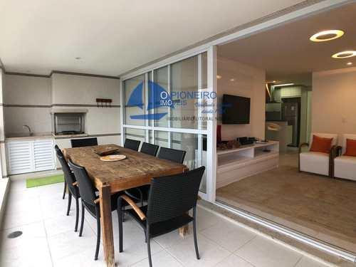 Apartamento, código 17809 em Bertioga, bairro Riviera de São Lourenço