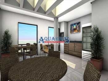 Apartamento, código 172672 em Praia Grande, bairro Caiçara