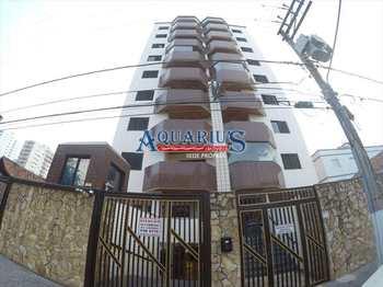 Apartamento, código 172641 em Praia Grande, bairro Aviação