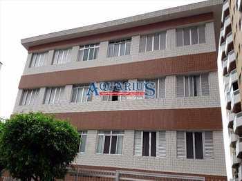 Apartamento, código 172640 em Praia Grande, bairro Guilhermina