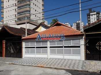 Casa, código 172613 em Praia Grande, bairro Ocian