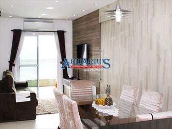 Apartamento, código 172515 em Praia Grande, bairro Canto do Forte