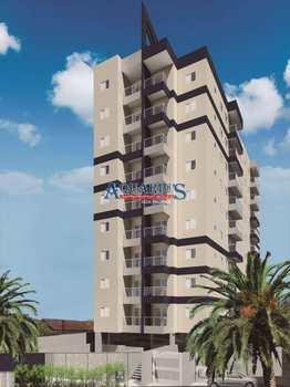 Apartamento, código 172462 em Praia Grande, bairro Mirim