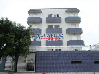 Apartamento, código 172420 em Praia Grande, bairro Mirim