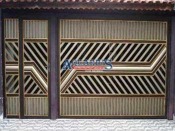 Casa, código 172403 em Praia Grande, bairro Maracanã