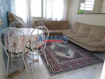 Apartamento, código 172395 em Praia Grande, bairro Ocian
